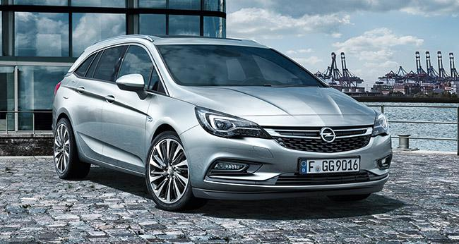 Astra Sports Tourer - Selection