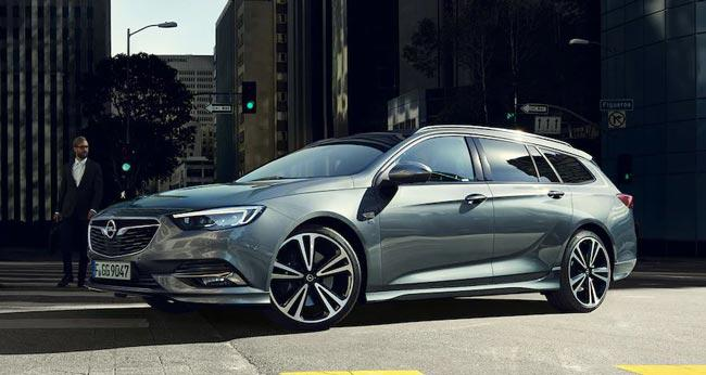 Insignia Sports Tourer - Edition